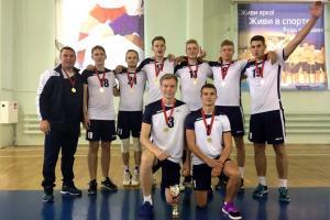 Мужской волейбольный клуб  «Держава» прошел в финал Кубка России