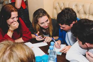 Державинцы провели тематический квиз в День интернета