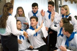 В ТГУ проходят смены по дискретной математике, информатике и цифровым технологиям для школьников Тамбовской области