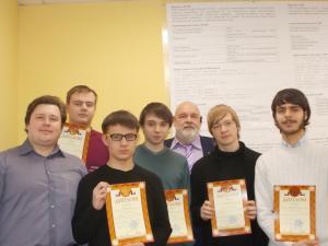 Студент ТГТУ представит Тамбовскую область в финале Международной олимпиады по информационным технологиям