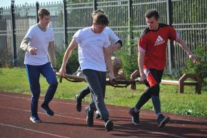В ТГТУ прошли соревнования по военно-прикладным видам спорта